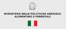 Logo Ministero Politiche Agricole Alimentari e Forestali