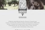 Conferenza stampa campagna SOLO OLIVE ITALIANE